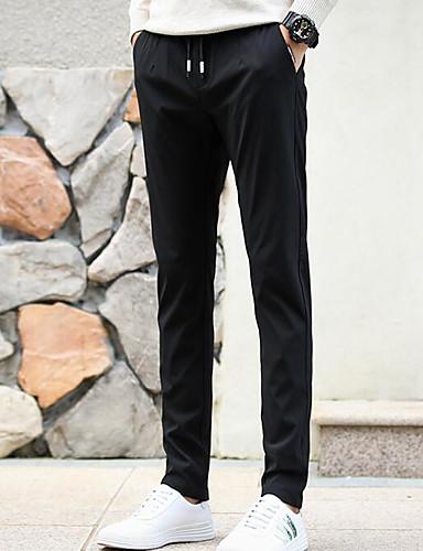 בגדי ריקוד גברים פעיל צ'ינו מכנסיים פסים