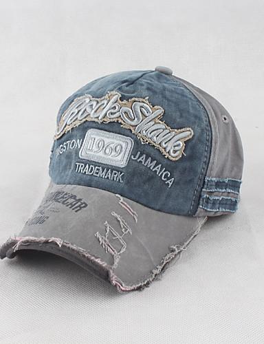 כובע בייסבול / כובע שמש - גראפי כותנה מסוגנן עבודה בגדי ריקוד גברים