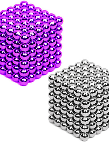 ราคาถูก Toys & Hobbies-2*216/2*432 pcs 3mm Magnetiske leker ลูกบอลแม่เหล็ก Building Blocks ซูเปอร์แข็งแกร่งหายากของโลกแม่เหล็ก Neodymium Magnet Neodymium Magnet 2 สี ความเครียดและความวิตกกังวลบรรเทา ของเล่นโต๊ะทำงาน DIY