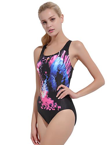 a06711e4fd Women s One Piece Swimsuit Chlorine resistance