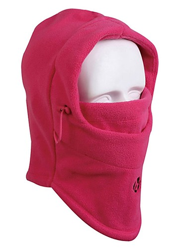 Hiking Hat Ski Hat Hooded Neck Warmer Hat Windproof UV Resistant Thick  Summer Black Unisex Fishing Hiking Outdoor Exercise Solid Colored   Cotton    Spandex 226b0feed315