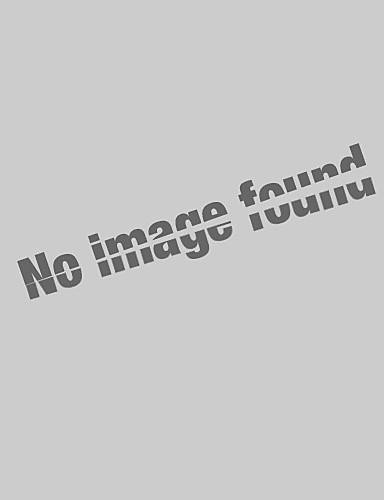 voordelige Uitverkoop-Heren Standaard Grote maten Dagelijks Sport Slank / Oversized Joggingbroeken Broek - Effen Print Katoen Wijn Khaki Lichtgrijs XL XXL XXXL