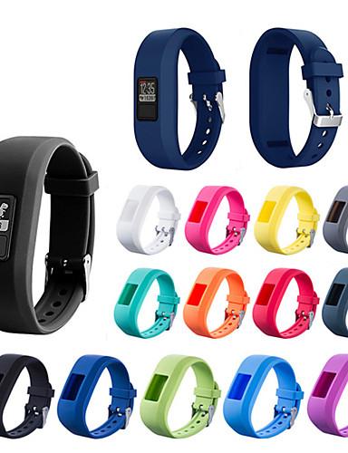 Watch Band için Garmin vívofit jr Garmin Spor Bantları Silikon Bilek Askısı