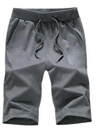 Bărbați Bumbac Pantaloni Sport Pantaloni Mată