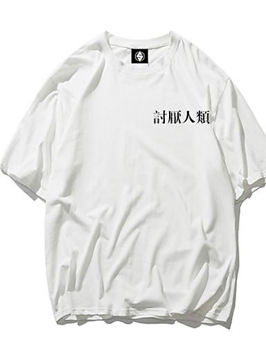 Bărbați Tricou Scrisă Imprimeu