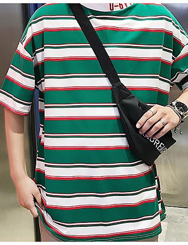 Bărbați Tricou De Bază - Dungi