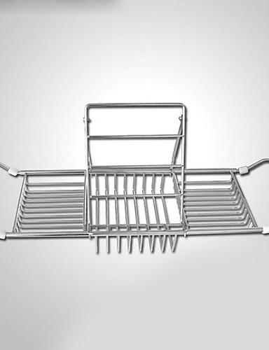 Bară / Depozitare / jucării pentru baie Model nou / Detașabil / Multifuncțional Modern / Contemporan / Modă Oțel inoxidabil 1 buc