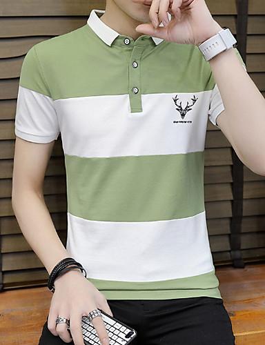Majica s rukavima Muškarci Izlasci / Vikend Color block