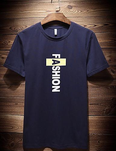 Majica s rukavima Muškarci - Osnovni Dnevno Slovo