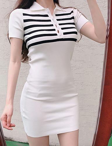 11f1b1fce Women's Boho Sweater Dress Black & White 6824813 2019 – $35.69