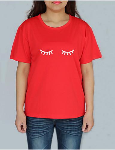 Majica s rukavima Žene Izlasci Jednobojni