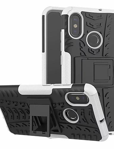 Θήκη Za Xiaomi Xiaomi Mi 8 sa stalkom Stražnja maska Oklop Tvrdo PC