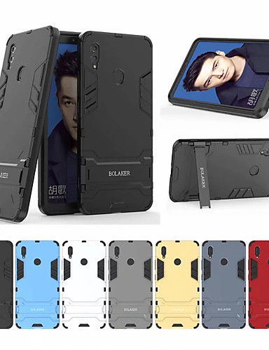 Θήκη Za Huawei Huawei Note 10 Otporno na trešnju / sa stalkom Stražnja maska Jednobojni Tvrdo PC