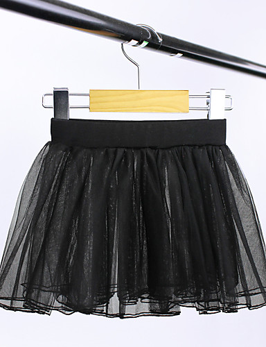 preiswerte Ballettbekleidung-Ballett Unten Mädchen Training / Leistung Elastan / Lycra Gestuft Normal Röcke