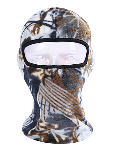 cheap Cycling Clothing-Pollution Protection Mask UV Resistant Breathable Moisture Wicking Fast Dry Bike / Cycling Grey Green / Black Dark Green for All Adults Outdoor Exercise Plants / Micro-elastic / Mountain Bike MTB