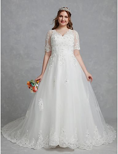 Cheap Plus Size Wedding Dresses Online | Plus Size Wedding ...