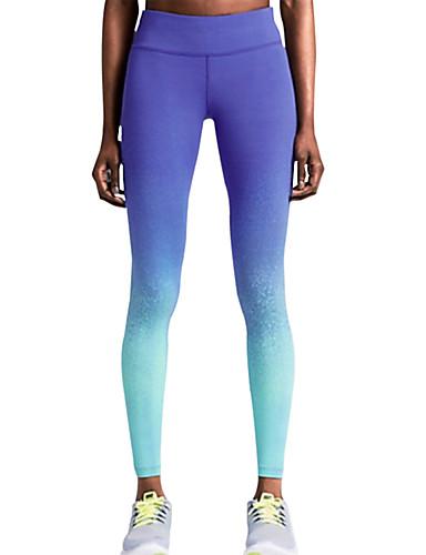 Femme Poche Collants de Course Running Bleu Des sports Mode Leggings Yoga  Exercice   Fitness Entraînement de gym Tenues de Sport Poids Léger  Respirable ... a0cef38f5f0
