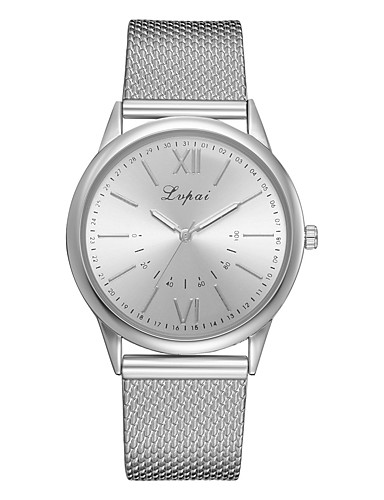Dámské Náramkové hodinky Křemenný Silikon Černá   Stříbro   Zlatá Nový  design Hodinky na běžné nošení d90d5b641c0