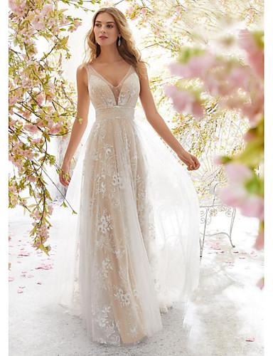 05f8a5c3923 2019 New Arrival Elegant Maxi Sheath Open Back Dress With Applique Robe  Femme Vestidos Backless V Neck Tulle Dresses