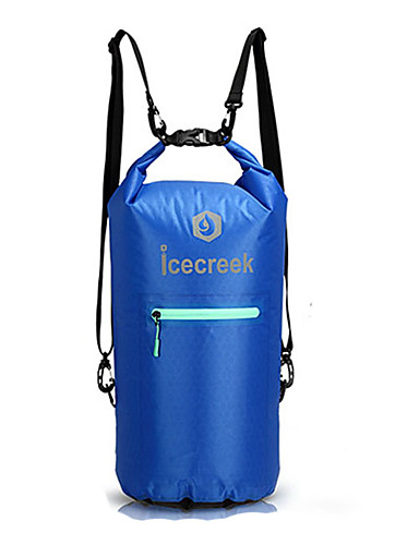 416475490e1d 15 L Waterproof Dry Bag Lightweight Floating Roll Top Sack Keeps Gear Dry  for Water Sports