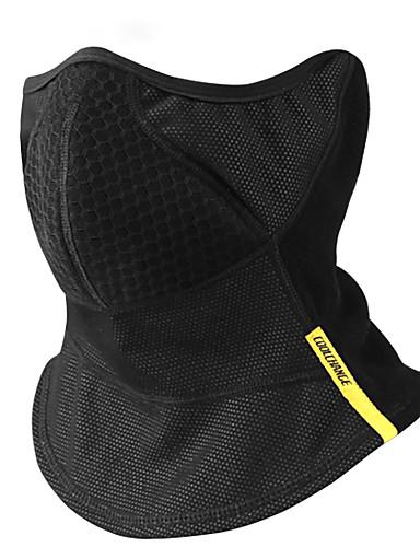 billige Sykkelklær-CoolChange Ansiktsmaske Høst / Vinter Hold Varm / Regn-sikker / Pusteevne Utendørs Trening / Motorsykkel / Sykkel Unisex Lycra Ensfarget / Mikroelastisk