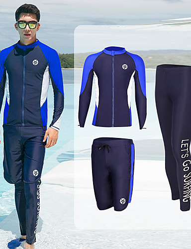 a5bcedae81cf9 رخيصةأون غطس، تزلج على الماء-JIAAO رجالي بدلات الغطس العميق حماية من الأشعة  فوق