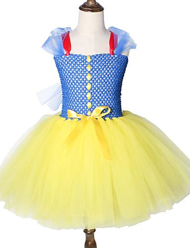 χνουδωτά παιδιά μονόκερος έκπληξη lol κούκλες μοτίβο αμάνικο φόρεμα φόρεμα κορίτσια φόρεμα