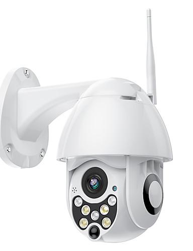 povoljno IP kamere-sdeter 720p 1mp bežični ptz ip kamera brzina dome cctv sigurnosna kamera na otvorenom onvif ir noćno viđenje otkrivanje pokreta mobilni daljinski nadzor p2p pan tilt kamera wifi nadzor