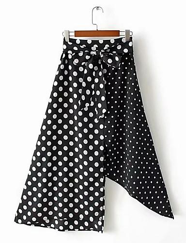 14a84a7fbd7 γυναικεία γόνατα μια φούστα γραμμή - polka dot. $30.02. USD $20.99 · Χαμηλού  Κόστους Γυναικείες Φούστες-μίνι ...