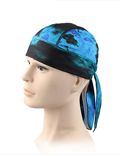 cheap Cycling Clothing-Mountainpeak Cycling Beanie / Hat Skull Cap Beanie UV Resistant Breathable Quick Dry Sweat-wicking Bike / Cycling Dark Purple Royal Blue Dark Navy for Unisex Adults' Outdoor Exercise Bike / Cycling
