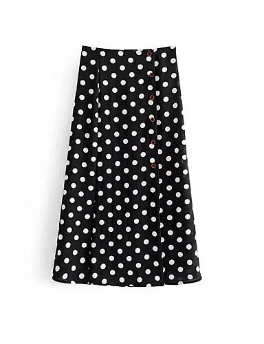 37d892c0aad3 Χαμηλού Κόστους Γυναικείες Φούστες-φούστες μίνι μίνι γυναικών - polka dot ·  φούστες μίνι μίνι γυναικών - polka dot
