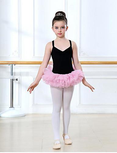2cdc5c8d466 Παιδικά Ρούχα Χορού / Μπαλέτο Φορέματα / Τούτους & Φούστες Κοριτσίστικα  Εκπαίδευση / Επίδοση Βαμβάκι / Spandex Με διαδοχικές σούρες Φόρεμα