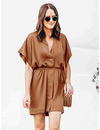 4281f238 cheap Women's Dresses-Women's Street chic Shift