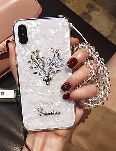 מגן עבור Apple iPhone XS / iPhone XR / iPhone XS Max עמיד בזעזועים כיסוי אחורי חיה רך ג'ל סיליקה