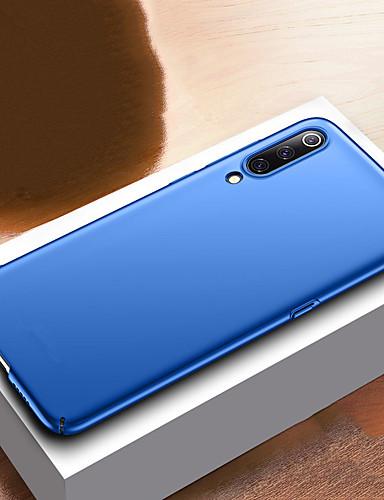 Pouzdro Uyumluluk Xiaomi Xiaomi Pocophone F1 / Xiaomi Mi Max 3 / Xiaomi Mi 8 Şoka Dayanıklı / Ultra İnce Arka Kapak Solid PC / Xiaomi Mi 6