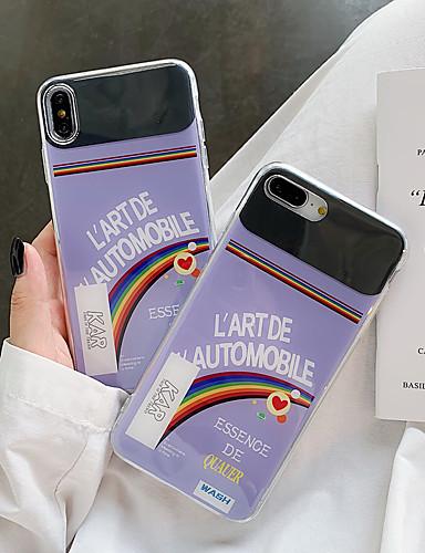 Pouzdro Uyumluluk Apple iPhone XS / iPhone XR / iPhone XS Max Ultra İnce / Temalı Arka Kapak Karton TPU
