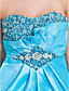Недорогие Платья для особого случая-FENLAND - Платье вечернее из тафты