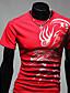 Χαμηλού Κόστους Ανδρικά Τοπ-Ανδρικά T-shirt Γεωμετρικό Κλασσικό στυλ / Αθλητικό / Στάμπα
