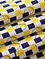 Χαμηλού Κόστους Αντρικά Πόλο-Αντρικό Polo Αθλητικά Επίσημο Μεγάλα Μεγέθη Καθημερινά Δουλειά Καρό,Κοντομάνικο Βαμβάκι