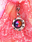 cheap Bras-Jinfengtian Basic Bras Polyester Blue / Pink - 6337