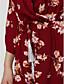 billige Nederdele og bukser til damer-Dame Afslappet Sparkedragter Trykt mønster Jacquard
