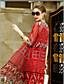 cheap Women's Dresses-YENMEINAR Women's Cute Sheath Dress Print