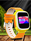 cheap Kids' Watches-Kid's Smart Watch Digital Leather Band Blue Orange Pink