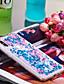 povoljno Maske za mobitele-Θήκη Za Xiaomi Xiaomi Mi Mix 2S Otporno na trešnju / Šljokice Stražnja maska Šljokice / Cvijet Mekano TPU