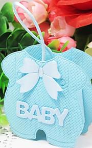 nydelig baby kjole utforming favoriserer poser - sett med 12 (flere farger)