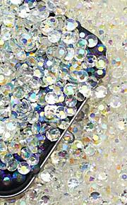 200 pcs Nail Jewelry / Acrylic Beads Chic & Modern / Fashion Cool Daily Nail Art Design