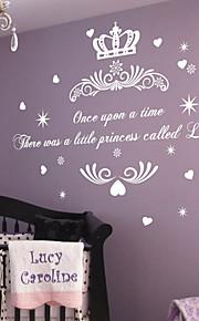 Olipa kerran prinsessa nimi Wall Tarra