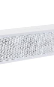 Udendørs Bærbar Indbygget Mikrofon Support Hukommelseskort 3.5mm AUX Trådløs Bluetooth-højttalere Hvid Sort Rød Blå