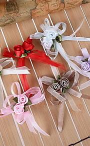 결혼식 / 파티 Organza 공단 웨딩 장식 꽃 테마 / 클래식 테마 봄 사계절