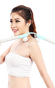 Multi-Function Dette Knock Back nakkemassasje Fitness Rods
